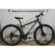 Bicicleta ABSOLUTE aro 29 - 21v GTA - Freios Disco Mecânico - Suspensão Mode