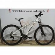 Bicicleta ABSOLUTE Nero aro 29 - 24v MicroShift - Freio a Disco Veloforce - Suspensão High One trava no ombro