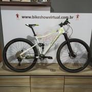 Bicicleta ASTRO XTC Full aro 29 - 12v Sram SX com K7 LTWOO 11/50 dentes - Suspensão Absolute Prime a AR