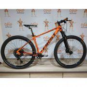 Bicicleta FIRST Athymus aro 29 - 12V Sram GX com K7 10/50 dentes - Suspensão GTA a AR - Roda Absolute Tubeless