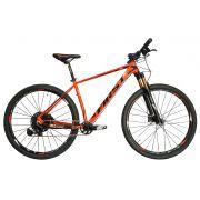 Bicicleta FIRST Athymus aro 29 - 12V Sram GX - Freio Hidráulico - Rodas VZAN Everest