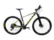 Bicicleta FIRST Athymus aro 29 - Shimano XT 22v - Suspensão Proshock Ultra