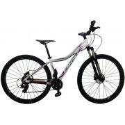 Bicicleta FIRST Atrix aro 29 - 24v Shimano Tourney - Freio Hidráulico