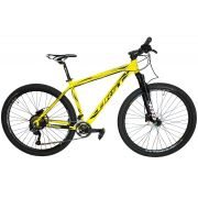 Bicicleta FIRST Lifty aro 29 - 18v Altus - Freio Hidráulico