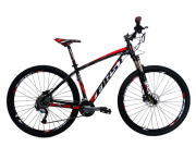 Bicicleta FIRST Lunix aro 29 - Shimano Acera 27v - Freio Hidráulico
