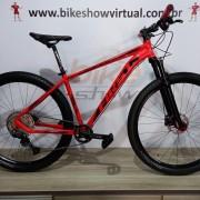Bicicleta FIRST Lunix aro 29 - 11v Shimano Deore - Rodas Absolute Prime - Suspensão Absolute Prime