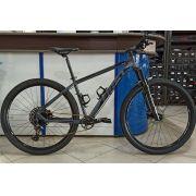 Bicicleta FIRST Shift aro 29 - 12v Sram NX - Freio Shimano Hidráulico - Suspensão GTA a ar com Trava no Guidão EDITAR