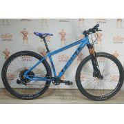 Bicicleta FIRST Smitt aro 29 - 12v Sram NX Eagle - Suspensão a AR