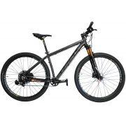Bicicleta FIRST Smitt Aro 29 - 12V Sram NX Eagle - Freio Hidráulico