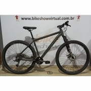 Bicicleta FIRST Smitt aro 29 - 21v MicroShift - Freio a Disco VeloForce