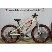 Bicicleta GIOS 4Freaks aro 26 - 8v Shimano Altus - Suspensão Voox -MELHOR BIKE DA CATEGORIA