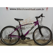 Bicicleta GIOS BR XC-3 aro 26 - 21v GTA - Cubos NEK com Rolamentos