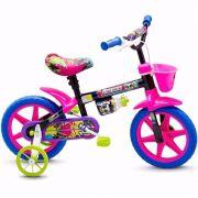 Bicicleta NATHOR Charmosa aro 12