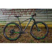 Bicicleta OGGI 7.3 2020 - 12v Sram SX - Suspensão Manitou - Novo quadro 2020