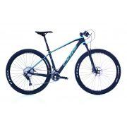 Bicicleta OGGI Agile PRO XT - Preto/Acqua
