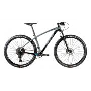 Bicicleta OGGI Agile Sport 2020 - Preto/Grafite