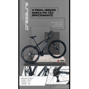 Bicicleta Rava Pressure aro 29 - 21v Shimano Torney - Freio a Disco