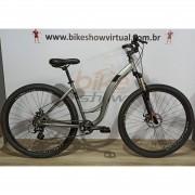 Bicicleta RAVA Way aro 29 - 7v Shimano Altus - Freio a disco GTA - Suspensão Vortex