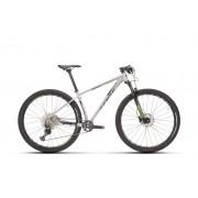 Bicicleta SENSE Impact Evo aro 29 2021 - 12v Shimano Deore - K7 10/51 dentes - Suspensão Rock Shox Judy a AR - Alum/Verde