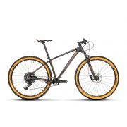Bicicleta SENSE Impact Race 2020 - 12v Sram GX - Cinza/Dourado