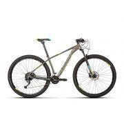 Bicicleta SENSE Intensa 2020 - Cinza/Acqua/Verde Neon