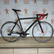 Bicicleta Speed VICINITECH Space II Pro - 20v Shimano Tiagra - Rodas Ballistech com Rolamentos - Tam.55