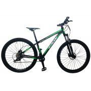 Bicicleta TSW Ride aro 29 - 18v Sunrace - Freio Hidráulico