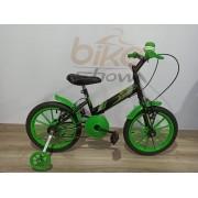 Bicicleta ULTRA Kids aro 16 - Masculino/Feminino
