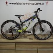 Bicicleta Viking Tuff aro 26 - 7v Shimano Tourney - Freio a Disco GTA - Suspensão Dianteira Paco EDITAR