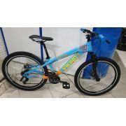 Bicicleta VIKING Tuff  X-25 aro 26 - 21v Sunrun - Freio a Disco