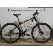 Bicicleta VOLTEC LES aro 29 - 18v Ballistech - Suspensão Voltec Black com trava no guidão - Freio Hidráulico - MELHOR CUSTO BENEFÍCIO DA CATEGORIA