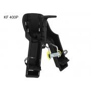 Cadeirinha KALF Baby Bike dianteira cor Preto