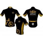 Camisa Ciclismo BIKE SHOW linha 2020/2021 Unissex