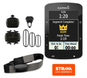 Ciclocomputador com GPS GARMIN Edge 520 Bundle