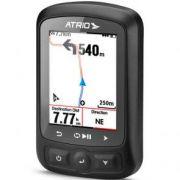 Ciclocomputador GPS ATRIO Titanium BI155 - Compatível com Strava