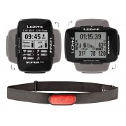 GPS LEZYNE SUPER PRO ANT+ Bluetooth + Cinta Cardíaca Lezyne