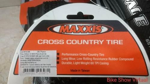 Pneu MAXXIS Pace 29 x 2.10  Xc Tire (unidade)