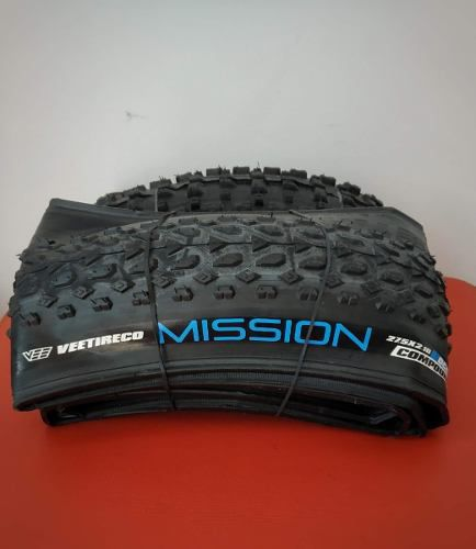 02 un. Pneus VEE TIRE CO Mission 27,5 x 2,10 Klevar Tubeless