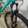 Bicicleta ABSOLUTE Hera aro 29 - 16v MicroShift - Cubo K7 - Freio Absolute Hidráulico - Suspensão BikeMax com Trava no Ombro