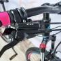 Bicicleta ABSOLUTE Hera aro 29 - 18v Inviktus/Shimano - K7 11/40 dentes - Suspensão GTA toda em alumínio trava no Ombro