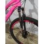 Bicicleta ABSOLUTE Hera aro 29 - 24v MicroShift - Cubo K7 - Freio Absolute Hidráulico - Suspensão BikeMax com Trava no Ombro