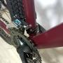 Bicicleta AKRON aro 29 - 24v Shimano Altus - Freio Shimano Hidráulico - Suspensão GTA com trava no Ombro