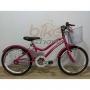 Bicicleta ATHOR Misc aro 20 - Rodas Aro Aero - Com Cesta