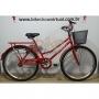 Bicicleta ATHOR Vênus aro 26 - Freios V-brake