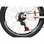 Bicicleta CALOI Ceci aro 24 - 21v Caloi - com Cesta cor Branca