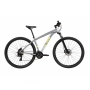 Bicicleta CALOI Explorer Sport aro 29 - 24v Shimano Tourney - Freio Shimano Hidráulico - Cinza