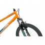Bicicleta CALOI Snap aro 20 - 7v Caloi - Suspensão Caloi com 20mm de curso