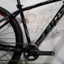 Bicicleta First 29 Lunix 12v Sram NX - Freio Shimano Hidráulico - Suspensão Proshock Ônix com Trava no Guidão