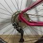 Bicicleta FIRST Lunix aro 29 - 10v Shimano Deore K7 11/46 dentes - Freio Shimano Hidráulico - Suspensão 300 com Trava no Ombro