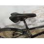 Bicicleta FIRST Lunix aro 29 - 11v Shimano Deore - Freio Shimano Hidráulico - Suspensão Vercelli a AR com Trava no Guidão